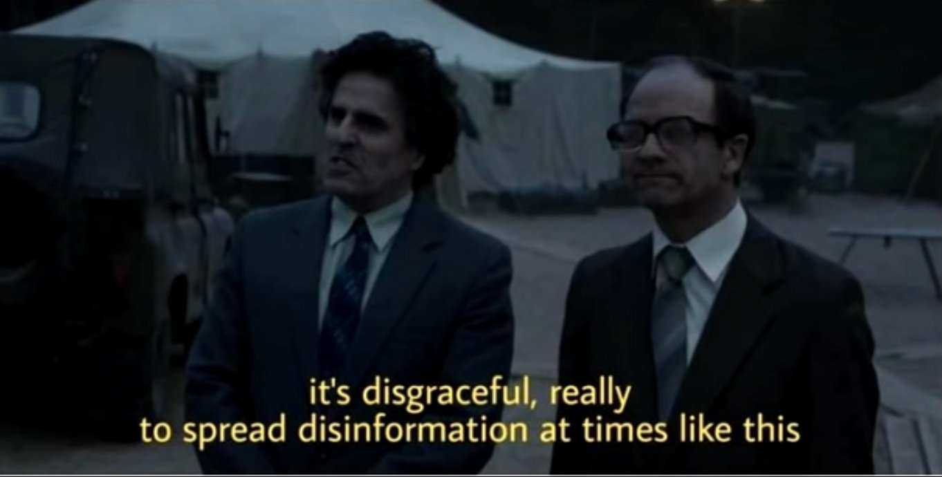 its disgraceful chernobyl meme template