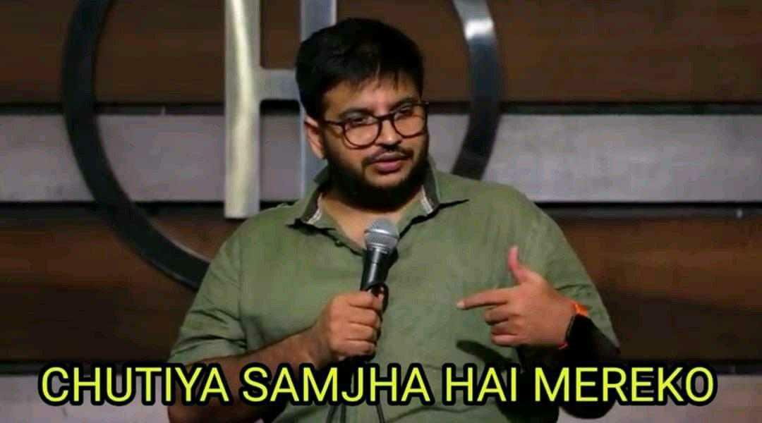 chutiya samjha hai mereko sandeep sharma