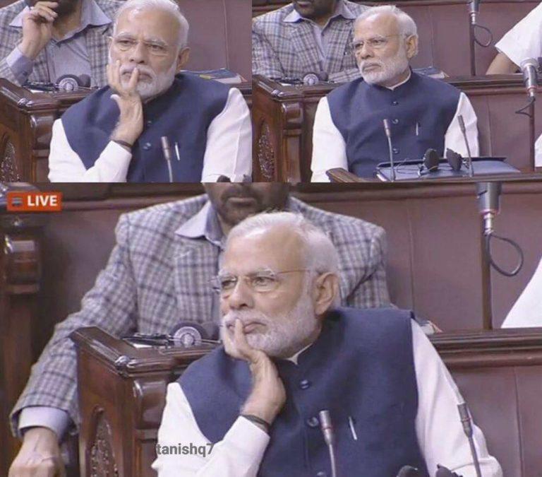 Modiji thinking meme templates politics