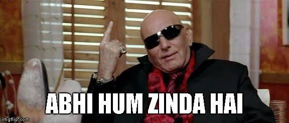 abhi hum zinda hai welcome meme template