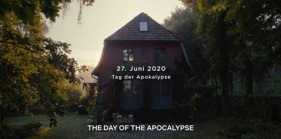 the day of apocalypse