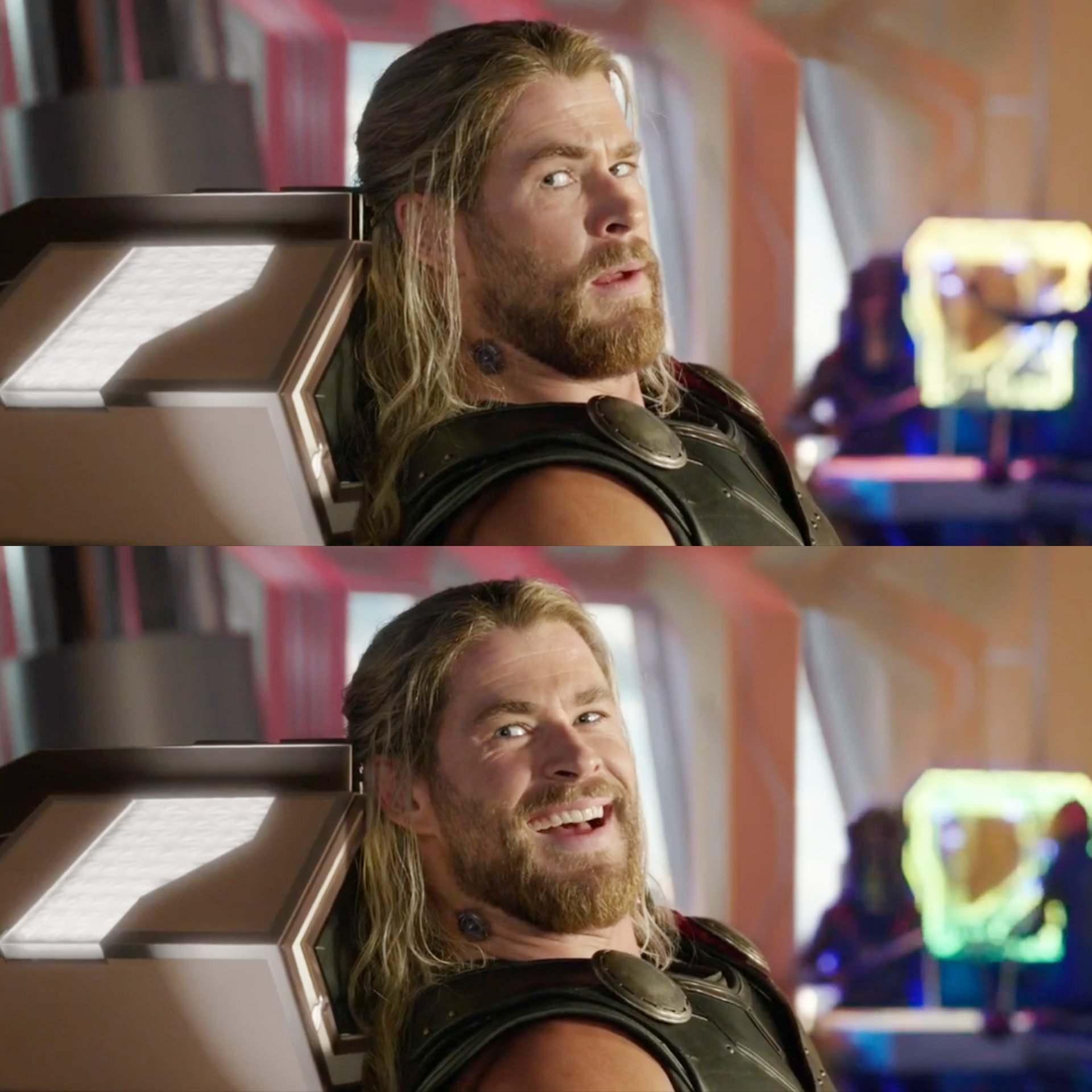 thor avengers scene meme template