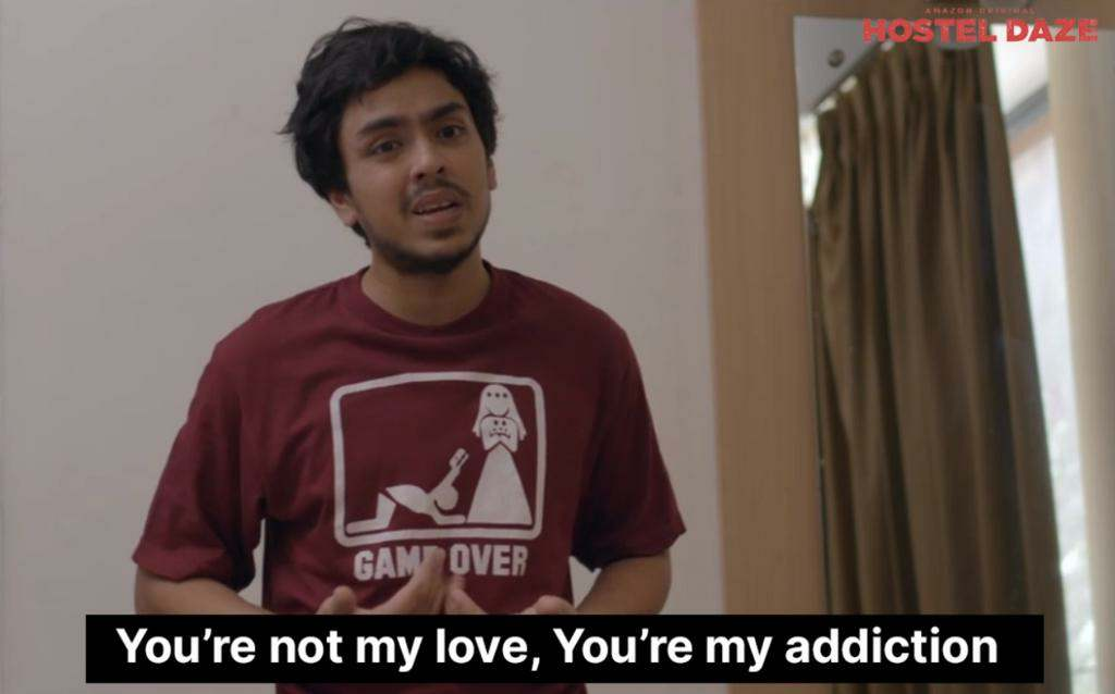 you are my addiction hostel dayz meme template