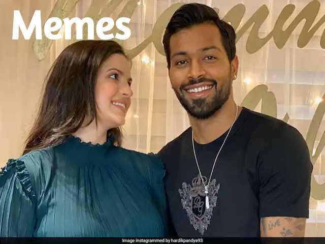 harsik pandya announces natasha stankovics pregnancy