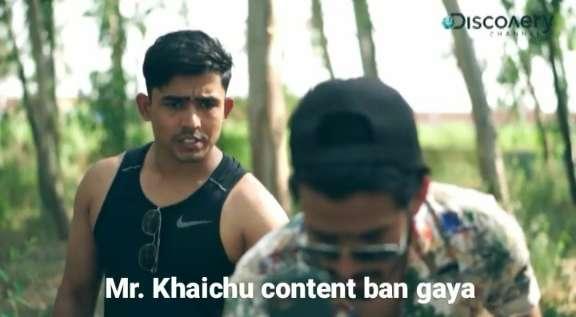 mr kaichu content ban gaya round 2 hell tiktok virus meme template