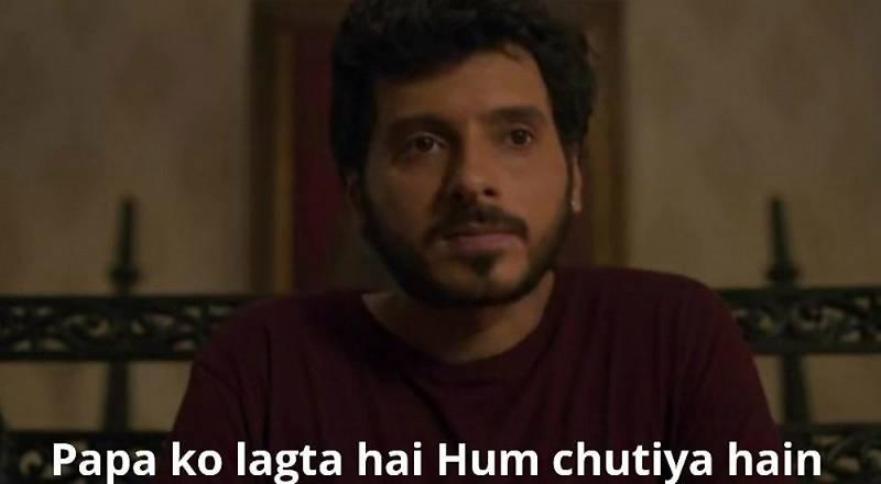 papa ko lagta hai hum chutiya hein Munna bhaiya mirzapur