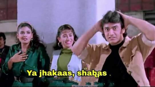 yeh jhakkas sabbash aamir khan