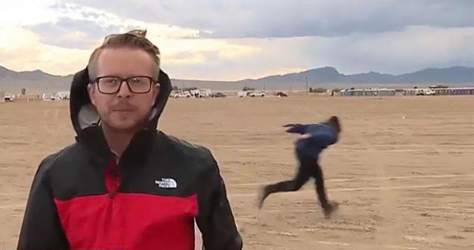 Area 51 Naruto Run