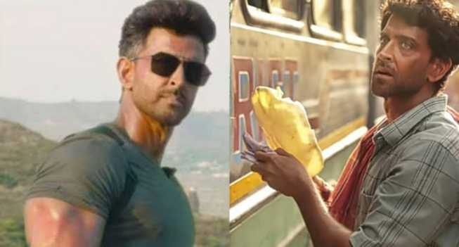Hritik Roshan war vs super 30 meme template