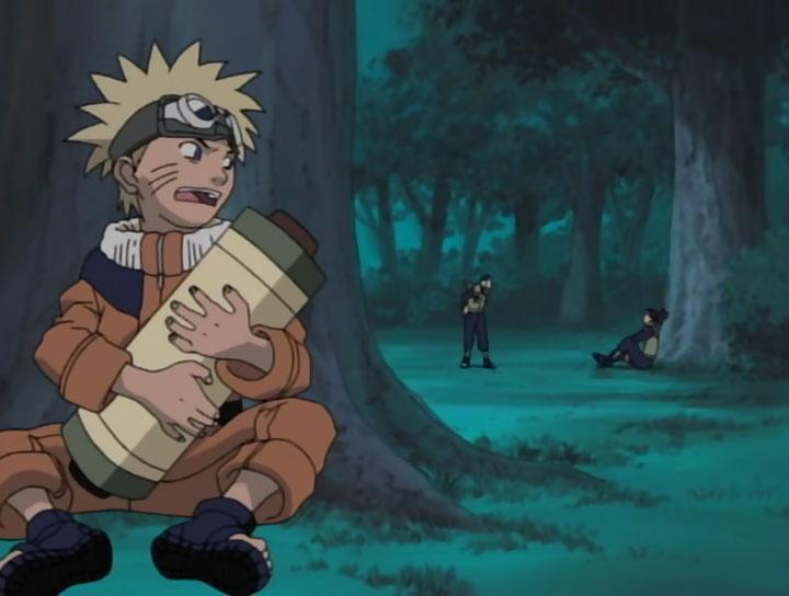 Naruto Hiding