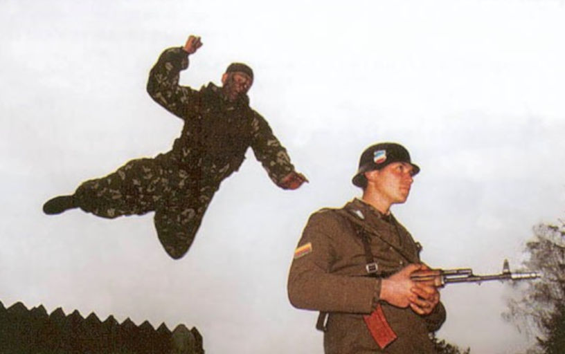 Out of Nowhere Is Spetsnaz
