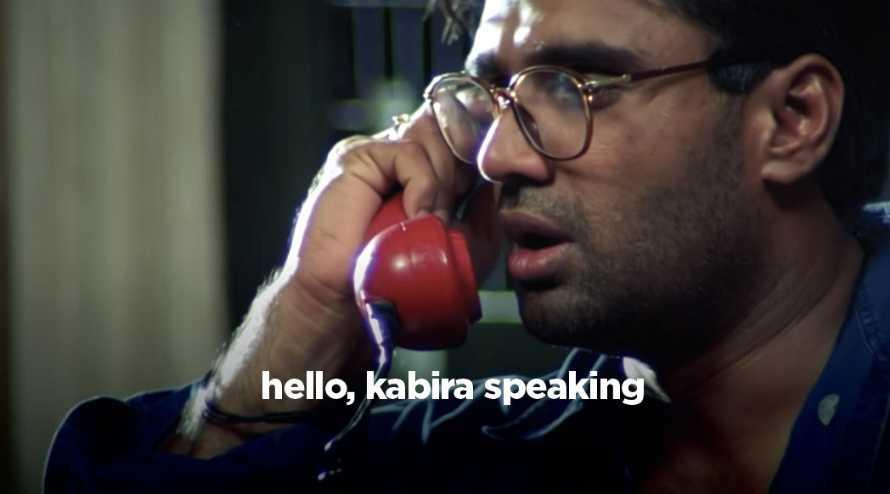 hello kabira speaking hera pheri meme templates