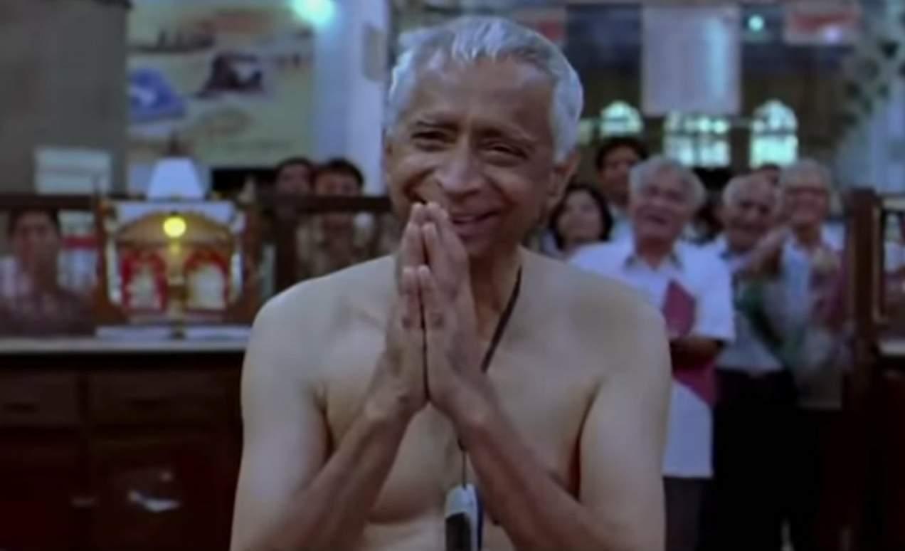 lage raho munna bhai old man removing cloths scene