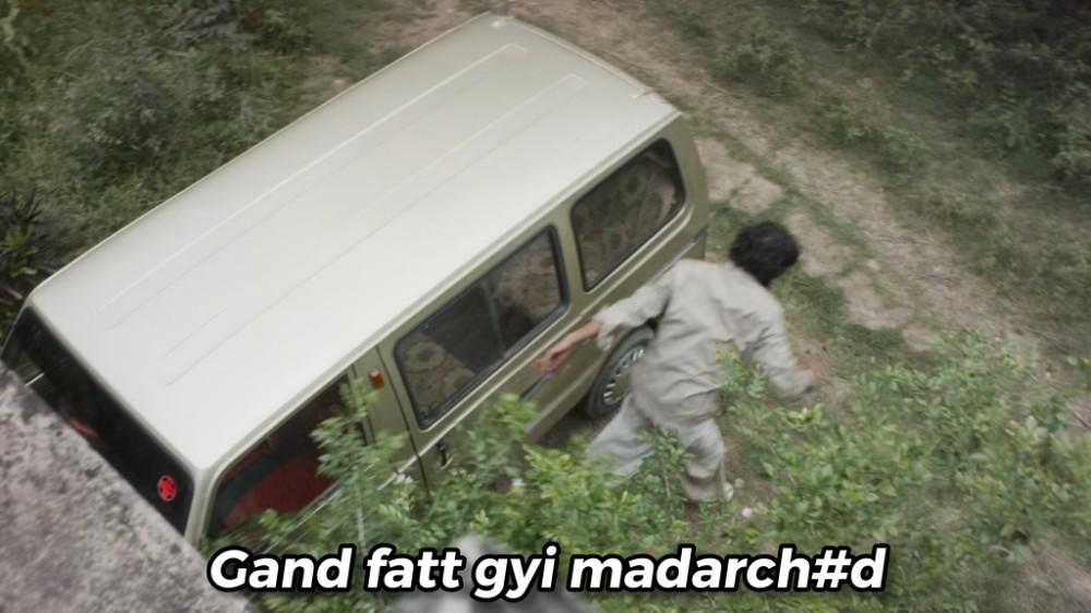 gand fatt gyi madarchod Mirzapur 2 meme template