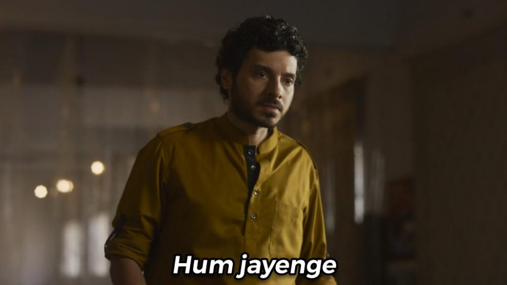 hum jaenge Munna bhaiya meme template