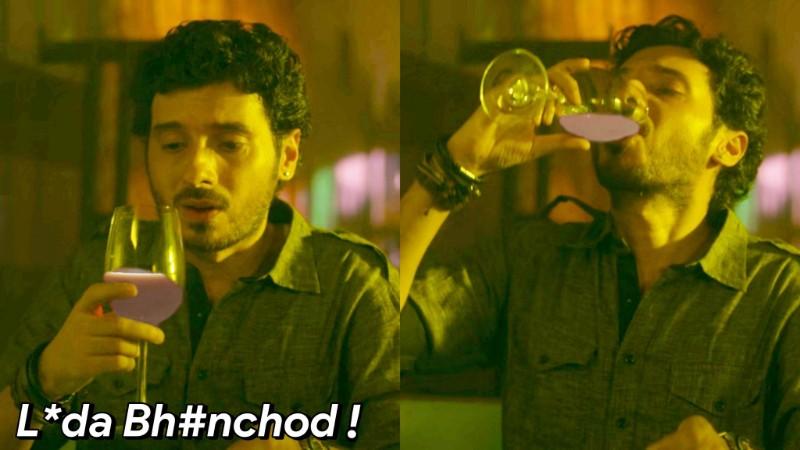loda bhenchod Munna bhaiya meme template