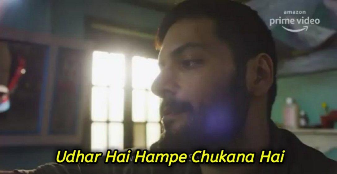 Udhar hai humpe chukana hai - Meme Templates House