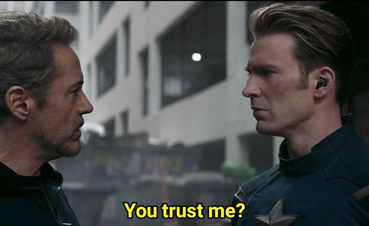you trust me iron man meme template