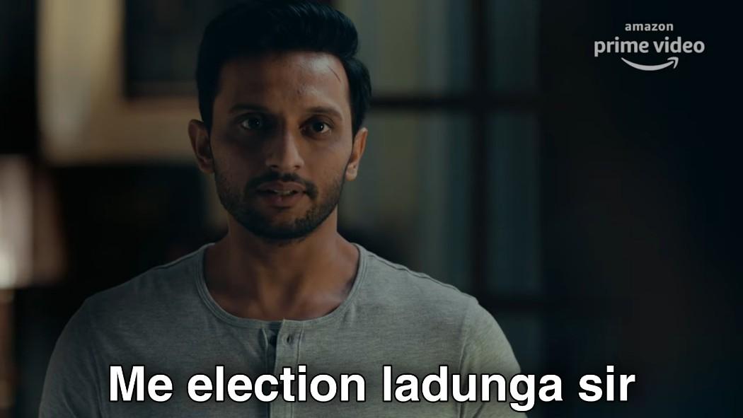 me election ladunga sir tandav