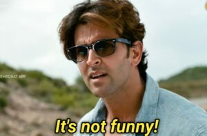 its not funny znmd meme template