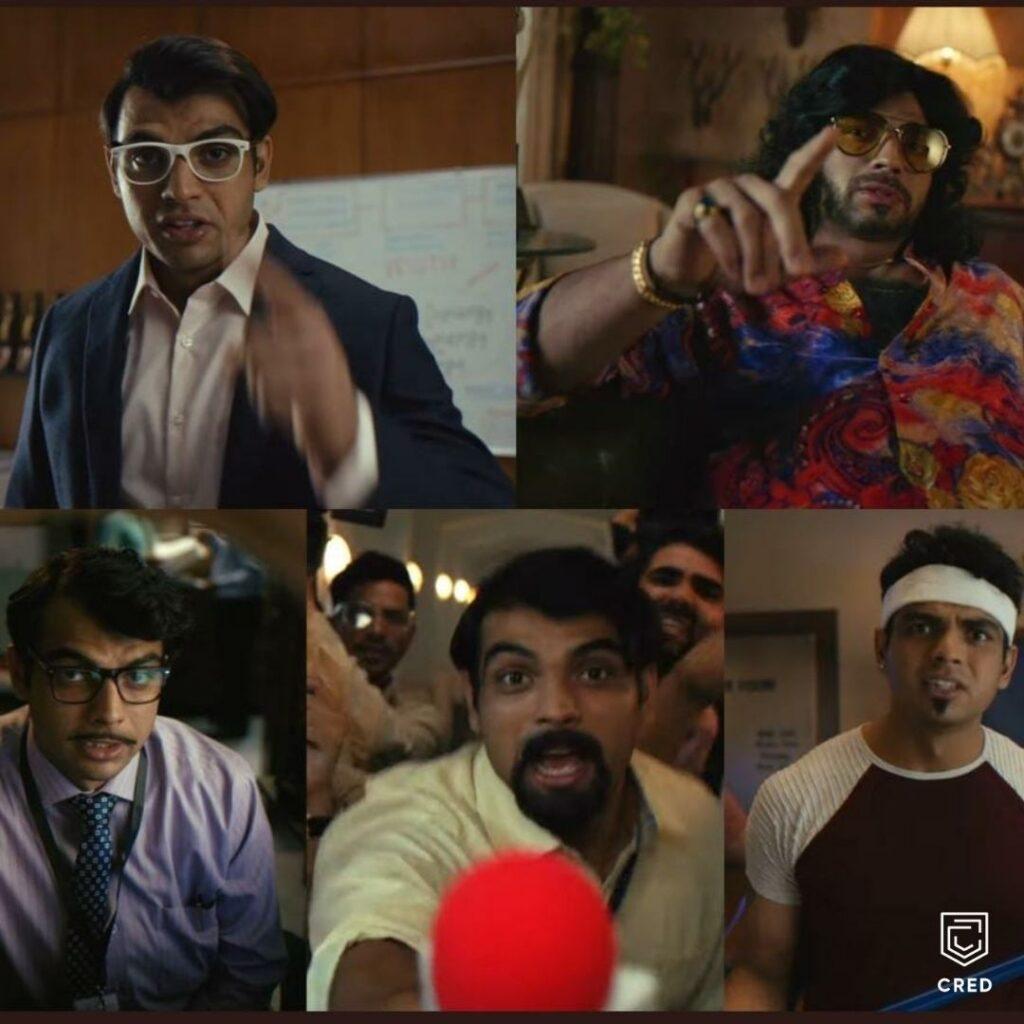 neeraj Chopra in different avatars